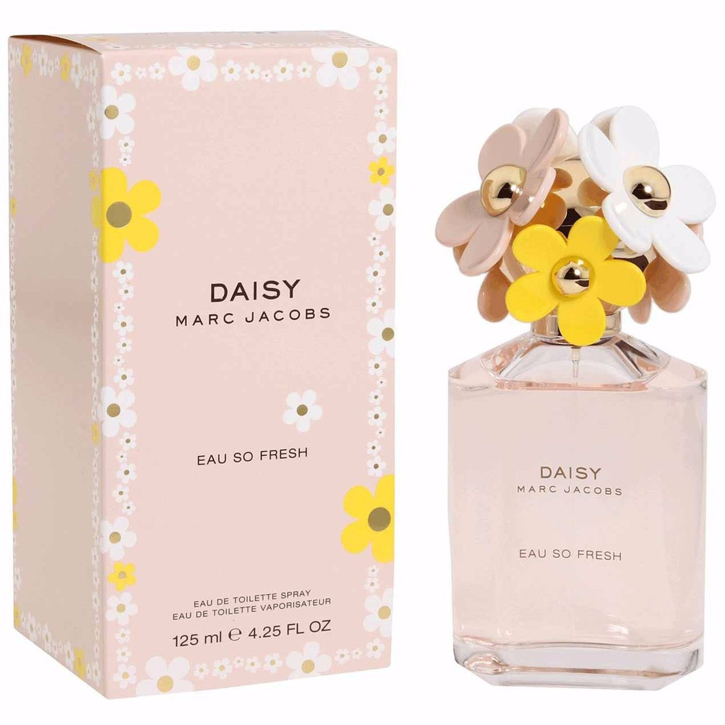 Nước hoa Daisy Marc Jacobs Eau So Fresh 125ml EDT