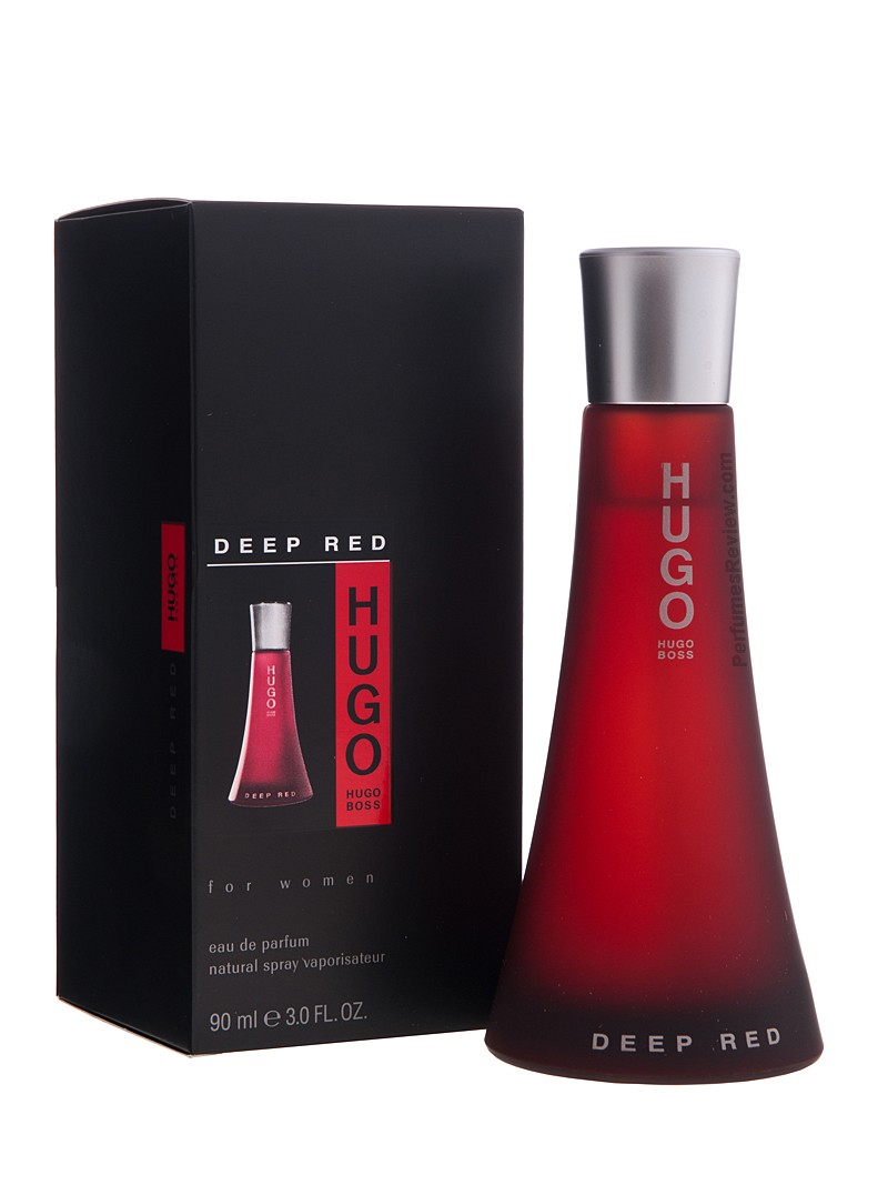 Nước hoa Hugo Boss Deep Red 90ml (EDP)