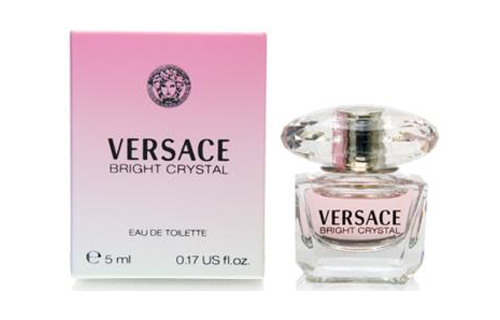 Nước hoa Versace Bright Crystal 5ml (Eau De Toilet